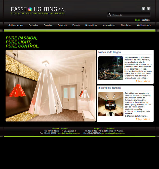 Fasst Lighting